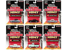 2017 MINT RELEASE 2 SET A SET OF 6 CARS 1/64 DIECAST BY RACING CHAMPIONS RC004A