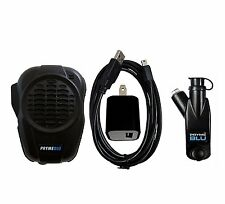 Pryme Bluetooth Speaker Mic & Adapter Motorola XPR6350 XPR6500 XPR6550 XPR6100