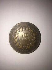 10 centimes 1839 Louis-Philippe pour la Guadeloupe