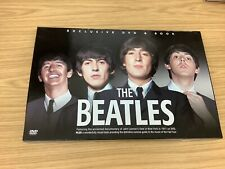 Beatles Dvd And Book - Go Entertain In Box, New