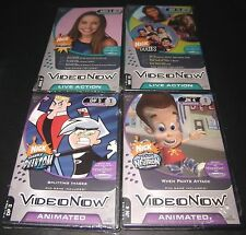 Large Video Now game software NEW disc PVD lot Phantom Nickelodeon Neutron etc
