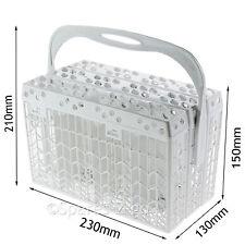 Slimline cestello Delle Posate Per Lavastoviglie Hotpoint Indesit Ariston 230mm x 150mm