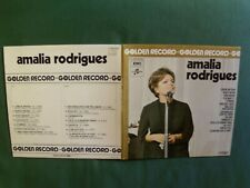 Amalia Rodrigues LP Golden Gatefold 1978 French Columbia 2 C 006-40232