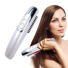 EG_ FM- Electric Laser Antistatic Anti-Hair Loss Scalp Massage Comb Brush Tool C
