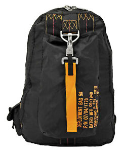 Tactical Backpack Parachute Clip Deploy Military Survival Molle Bug Out Bag