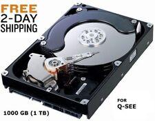 NEW 1000GB 1TB Hard Drive Internal SATA 3.5 Q-See DVR Compatible
