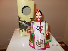 KOREAN TRADITIONAL DOLL IN WEDDING DRESS, MADE IN KOREA BY MIBORA CO., LTD