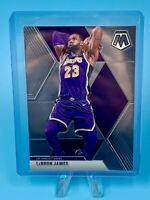 Lebron James 2019 20 Panini Mosaic Base #8 Los Angeles Lakers LEGEND CLEAN📈📈