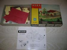 VINTAGE WIAD H0 Bausatz 1025 B Landhaus / Bungalow , ungebaut mit Box
