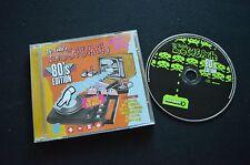 DJ YODA HOW TO CUT & PASTE 80'S EDITION RARE CD! A HA NENA BLONDIE RICK ASTLEY