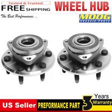MOOG (2) Front or Rear Wheel Bearing Hub Chevy Traverse Buick Enclave GMC Acadia