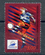 STAMP / TIMBRE FRANCE NEUF N° 3130 ** FRANCE 98 COUPE DU MONDE DE FOOTBALL 1998