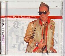 """PLASTIC BERTRAND """"UltraTerrestre"""" (CD Digiapack) -NEUF-"""