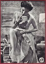 Tania Weber 01 Actress Actress ACTRICE Cinema Movie Finland Postcard Fotograf.