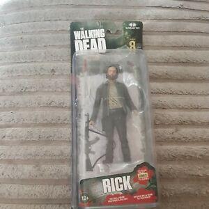 McFarlane Figures The Walking Dead TV Series 8 Rick Grimes NEW!