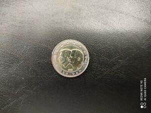 2 euro commémorative Belgique 2005 Union belgico-luxembourgeoise