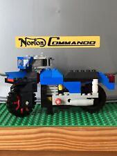 Lego 393 Custom Norton 850 Commando Motorcycle