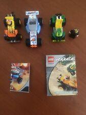 LEGO Racers Lot 4594 8657 ATR 4 Maverick Sprinter & Hot Arrow Sets Pull Back