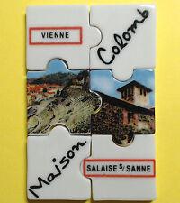 FEVES PERSO MAISON COLOMB A SALAISE SUR SANNE (38)..ref.P332    PUZZLE