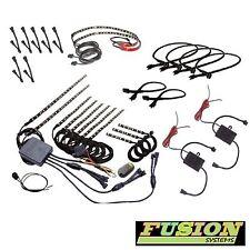 Fusion Systems Stage 1 LED Light Kit Cruiser Touring Motorcycle Honda Goldwing