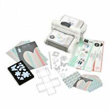 Sizzix Big Shot Plus Version Starter Kit Size A4 - White/Gray