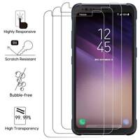 [3-PACK] For Samsung Galaxy S8 ACTIVE Tempered Glass Screen Protector Film hi