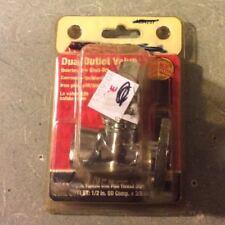 ACE 4294757 Dual Outlet Valve-NIB