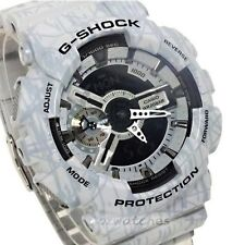 CASIO G-SHOCK MENS WATCH GA-110SL-8A FREE EXPRESS GA-110SL-8ADR ANALOG DIGITAL
