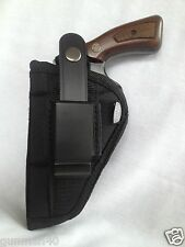 "Pro-Tech Gun Holster For Colt Official Police Revolver (6 Shot) With 3"" Barrel"