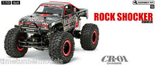 Tamiya 58592 Rock Soccer camión CR01 RC Kit-deal Paquete Con Doble Palo De Radio