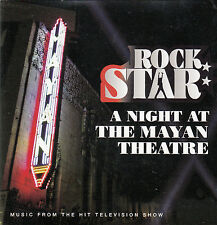 Rock Star:A Night At The Mayan Theatre-2005-TV Series- Soundtrack-17 Track-CD