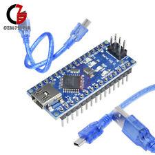 Nano V3.0 FT232RL ATmega328P 5V 16M USB Micro-controller Board Cable for Arduino