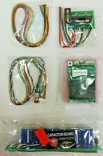 CREST TRAIN ENGINEER REVOLUTION DECODER WITH OUT SOUND   G SCALE DCC RECEIVER
