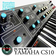 from YAMAHA CS10 - Large original WAVE/Kontakt Studio samples Library