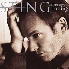 STING MERCURY FALLING VINILE LP 180 GRAMMI NUOVO SIGILLATO