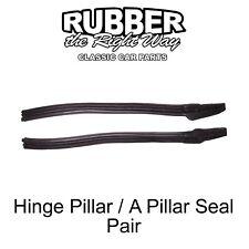 1963 1964 Oldsmobile Pontiac Convertible Hinge Pillar Seals