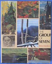 The Group of Seven By Peter Mellen 1981 Revision Algonquin School Art Landscape