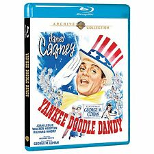 YANKEE DOODLE DANDY (James Cagney)   -  Blu Ray - Sealed Region free