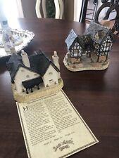 David Winter cottages Benbow's Farm & Tudor Manor