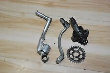 1994 89-97 CR125 CR125R KICK STARTER START LEVER PEDAL ARM SPINDLE SHIFTER GEAR