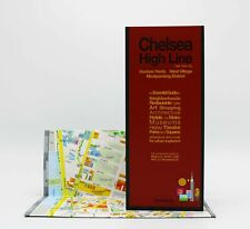 Red Maps Chelsea High Line - New York City - CURRENT EDITION - City Travel Guide