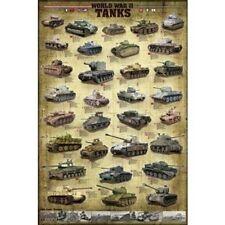 Eurographics Puzzles World War II Tanks Jigsaw Puzzle