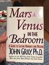 mars and venus in the bedroom. John Gray MARS AND VENUS IN THE BEDROOM SIGNED 1ST 11 DJ NICE COPY Self Help Romance Books  eBay