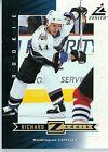 Richard Zednik 1997-98 Pinnacle Zenith Dare to Tear 5x7 Toronto Maple Leafs #Z72