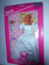BARBIE BRIDAL ABITO COLLEZIONE NOZZE  HABILLAGE MARIAGE 68361 MATTEL 1995