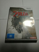 Nintendo Wii The Legend of Zelda : Twilight Princess