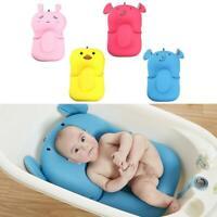 Baby Shower  Air Cushion Bed Infant Bath Pad Non-Slip Bathtub Mat S