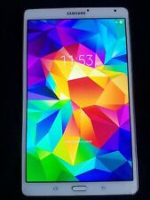 "8.4"" Samsung Galaxy Tab S SM-T700 16GB, Wi-Fi, White"
