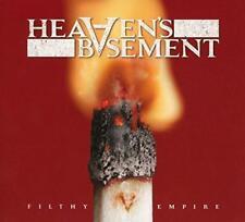 Heaven's Basement - Filthy Empire (NEW CD+DVD)