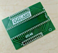 GGLABS GTL48 PCB - Use TL866 programming adapters on any 48-pin EPROM programmer